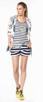 liu jo sport short t-shirt marina