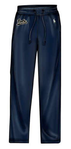 polo ralph lauren pants blue long