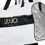 bag black white