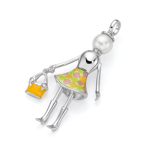 giorgio martello poje zilver geel