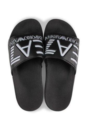 emporio armani slippers heren