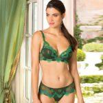 lise charmel groen nature feminine