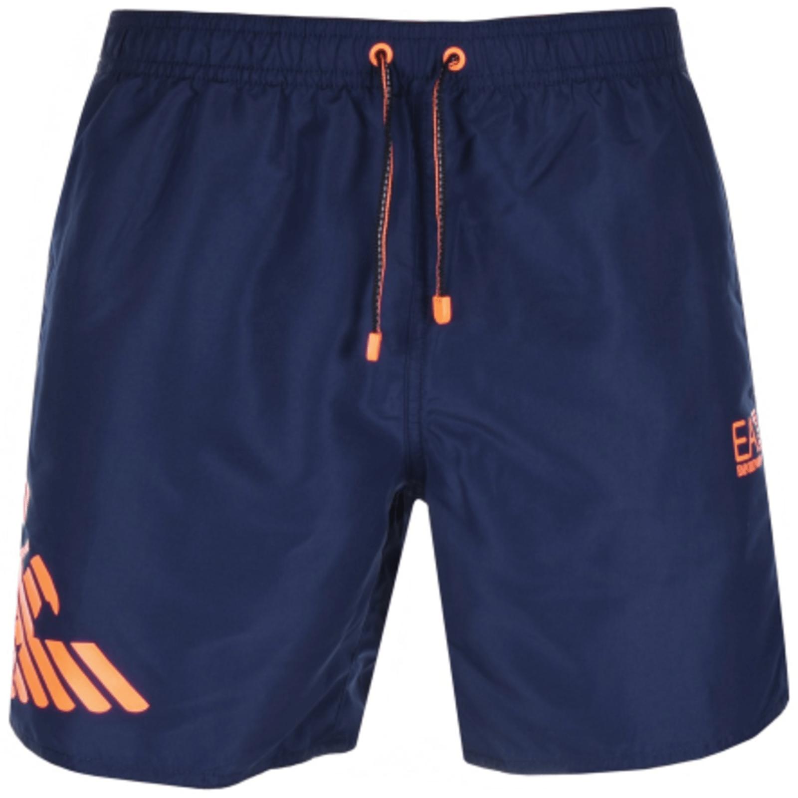 armani zwem shorts ea7