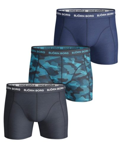 bjorn-borg-shorts-shadeline 3-PACK SHORTS