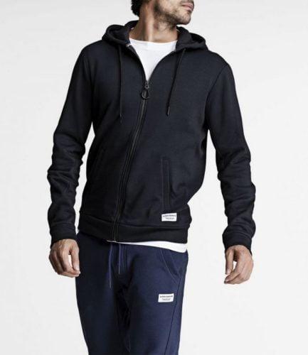 hoodie bjorn borg black amfora sluis