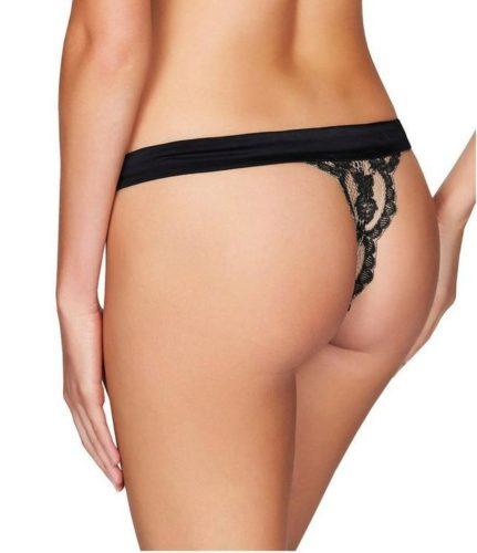 back string lolita black pleasure state lingerie