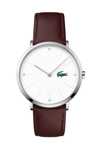 lacoste heren horloge moon ultra slim lc 2010872