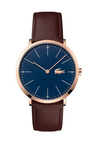 lacoste heren horloge moon ultra slim lc2010871