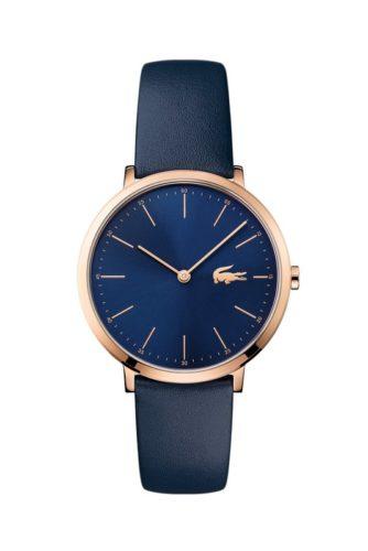 lacoste horloge dames moon ultra slim lc2000950