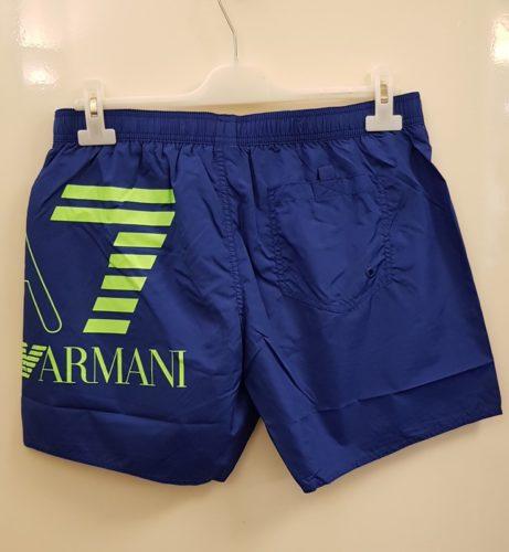 ea7 badmode heren zwemshorts emporio armani