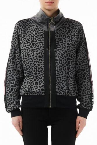 liu jo sport sweatshirt jacket firenze T69062