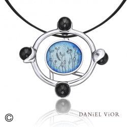 daniel vior lunari-perlaesmalte-ag925amfora sluis