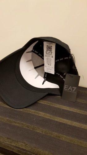 cap ea7 back