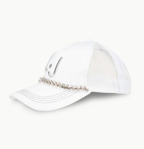 LIU JO SPORT BASEBALL CAP WIT TA0230T0300