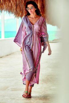 iconique la vie en rose kim maxi dress