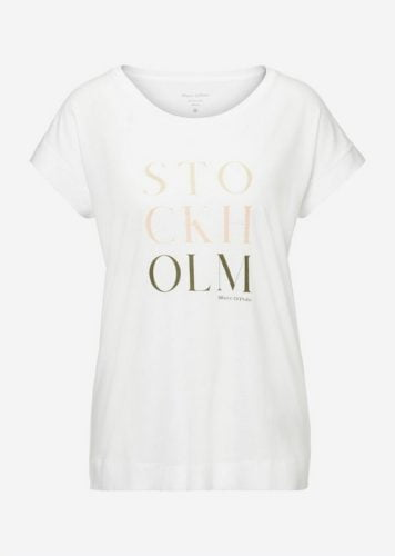 marc o polo t-shirt loungewear dames 170906 amfora sluis
