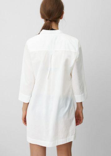 marc o polo tunike wit beachwear 170455
