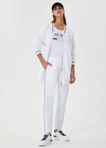 LIU JO SPORT Sportswear-Sport sweatshirts-TF0144 amfora