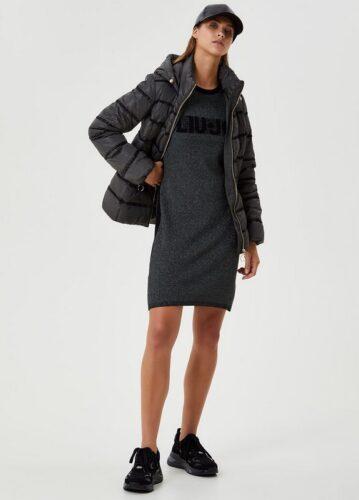 Liu Jo Sport jurk Sportswear-sport dresses-TF0079 Jacquard dress