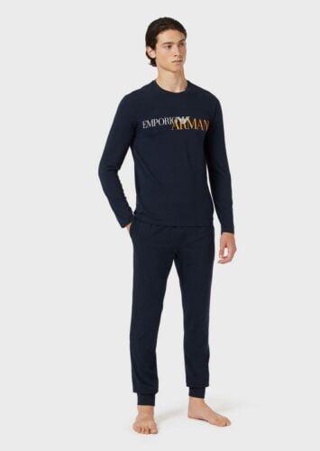 emporio armani pjama fw2020-2021