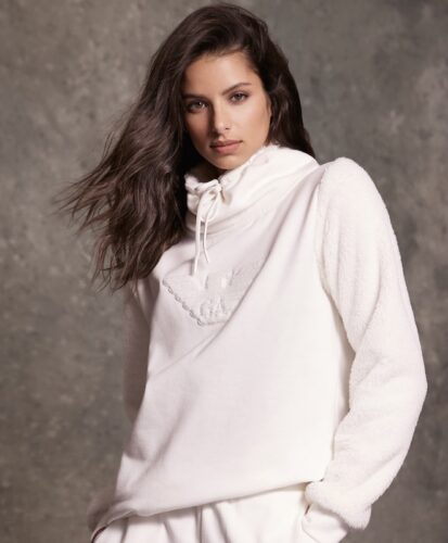armani dames sweater amfora bodyfashion sluis