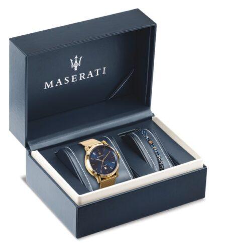 maserati horloge armband als set amfora